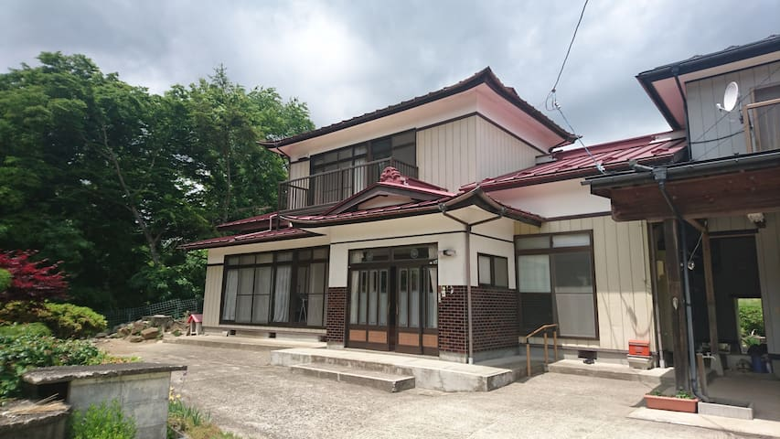 The most rural area - Taiwa-chō - House