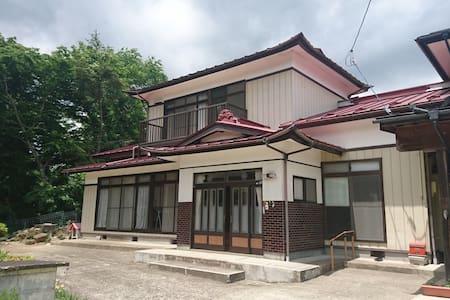 The most rural area - Taiwa-chō - House