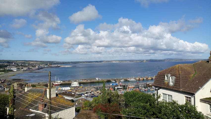 Bay View Newlyn double room