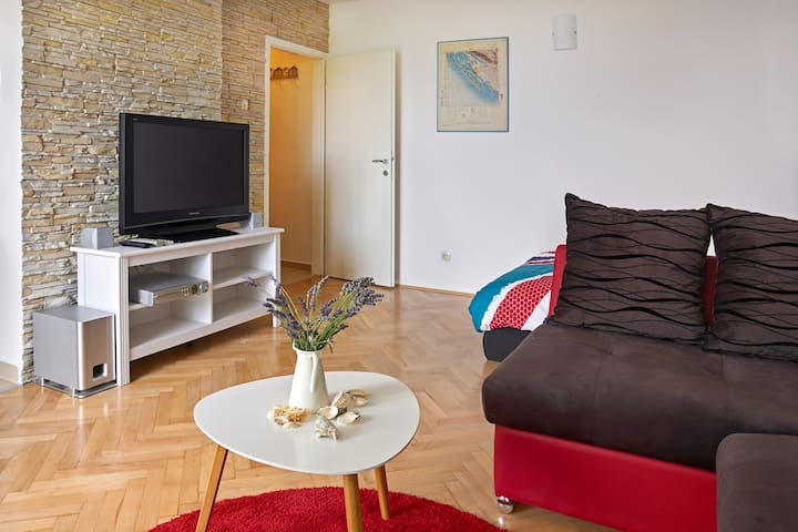 Studio apartment One Sun Lovran - Lovran - Pis
