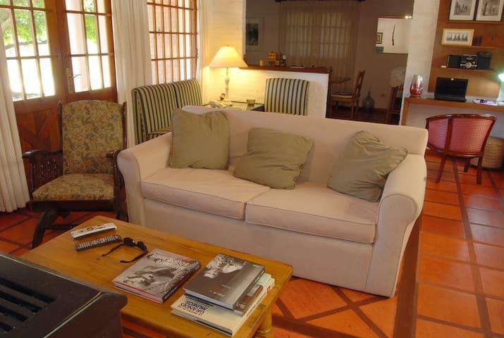 Rincón del Indio casa muy confortable y equipada.