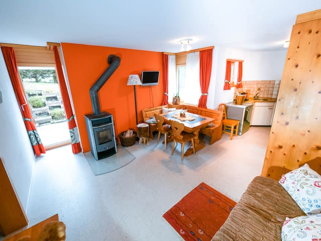 Charming  4 bed flat in Flims