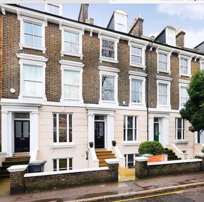 One Bedroom Apartment London Rent: Bright, Modern One Bedroom Flat In Lewisham SE13