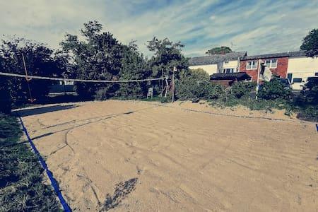 Nur für Beachvolleyballer/in geeignet!
