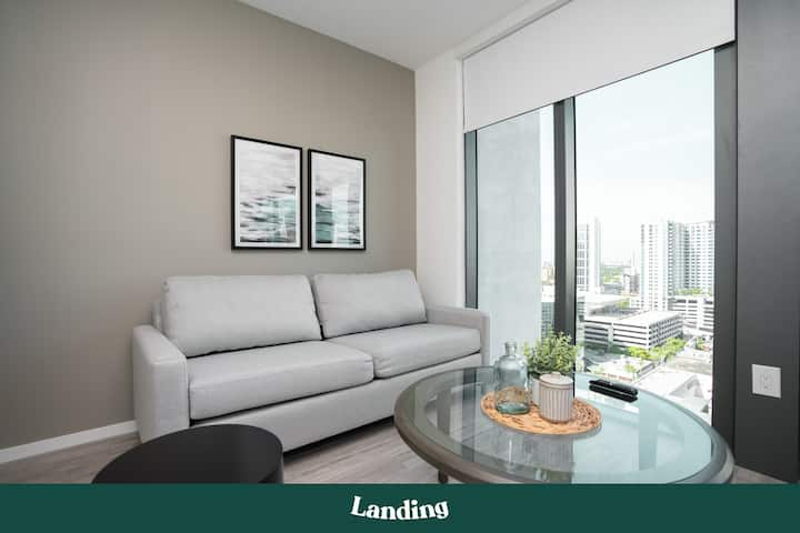 Landing | Modern Apartment with Amazing Amenities (ID870)