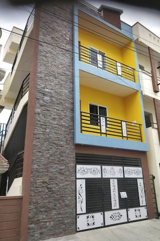 Private and Cozy furnished 1BHK in J.P. Nagar
