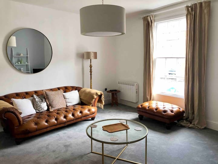 Catherine Hill House grade 2 listed apartment