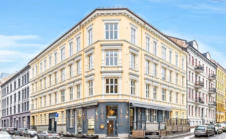 Exclusive apartment in the center of Oslo