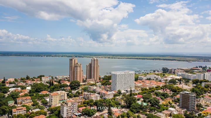 Maison Moz - Maputo View II