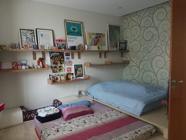 Room for rent in Tubagus Alamanda Bandung