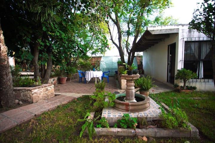 Casa Gayatri - Un espace pour l'Esprit