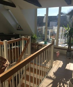 Wonderful space with own balcony in Frederiksberg - Frederiksberg - Apartment