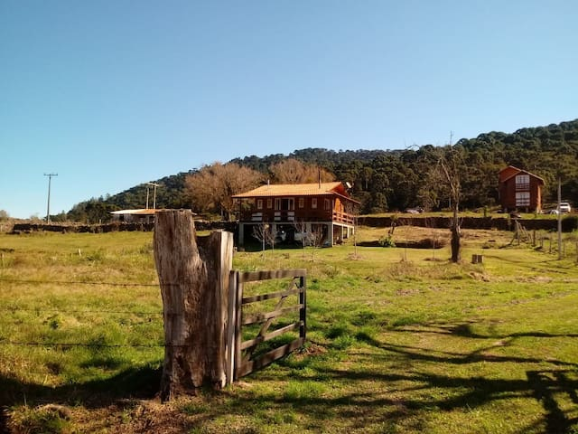 Urubici Vacas Gordas Casa De Campo