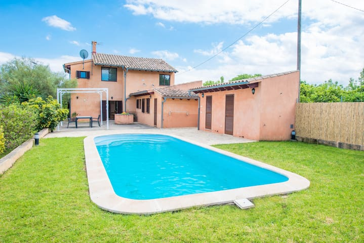 CAN GUMET - Villa for 6 people in Campanet.
