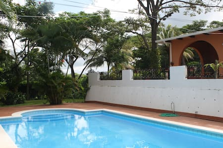 Nice appartment with Pool in awesome surrounding - Managua