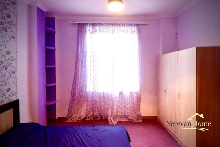 Квартира в аренду с удосбствами с видом на Метро!