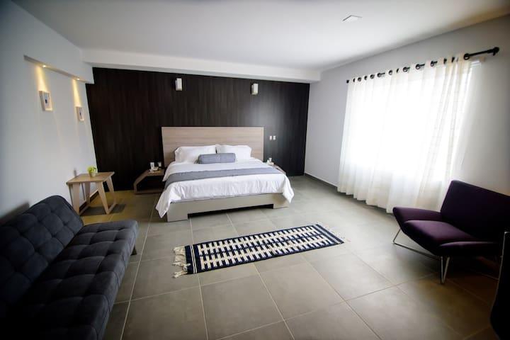 Suite Y en Hotel María Inés - San Agustín de las Juntas - Hotel butik
