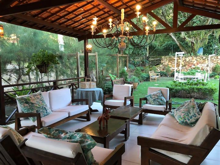 Conforto em Guaramiranga