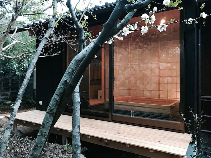 Artist's ZEN & ART house in Kyoto