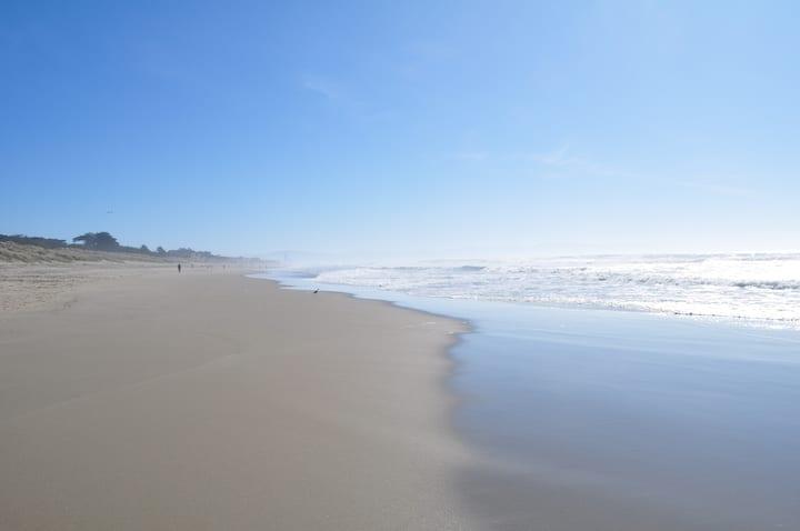 2B/2B Pajaro Dunes with Dunes and Ocean View