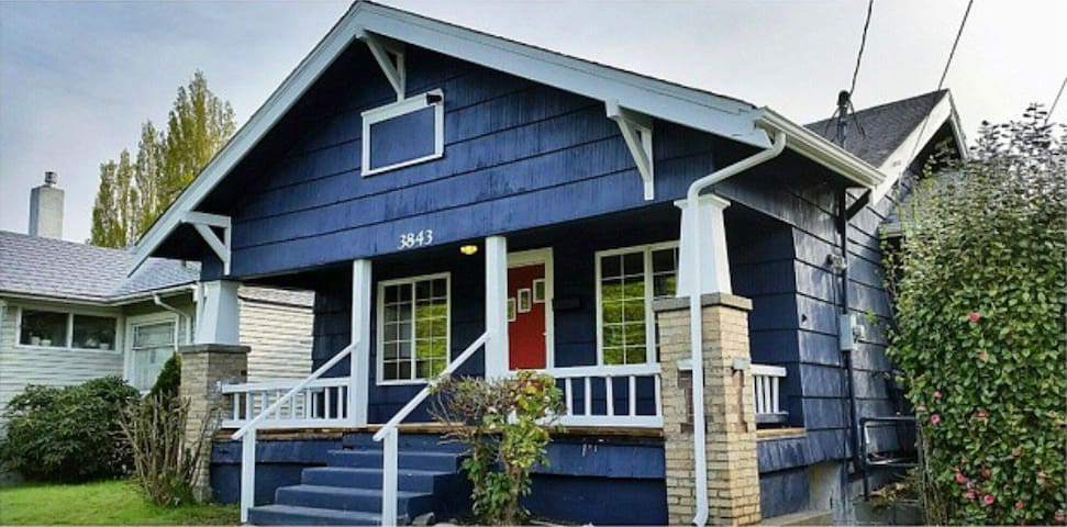 Conviently Located Charming Craftsman Home