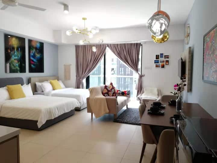 BOHEMIAN HOME 3A11 MIDHILL GENTING [FREE WiFi]