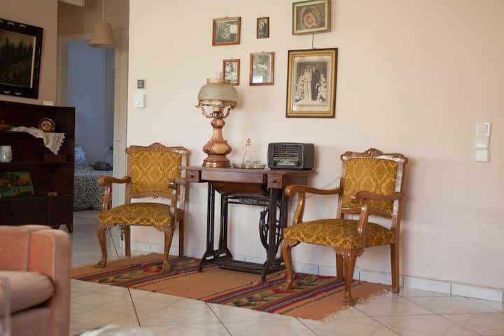 Ioannina vintage apartment