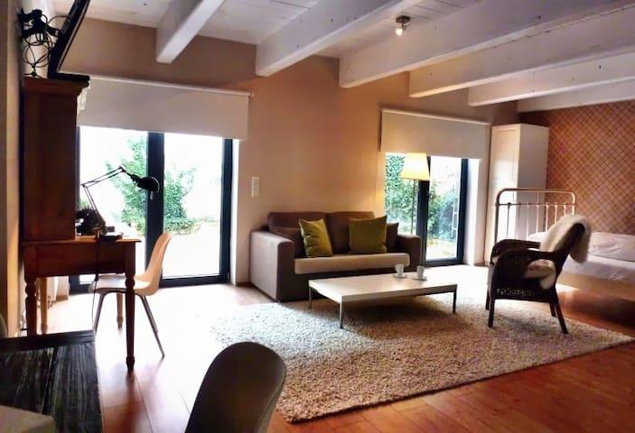 The Hidden Home, Appartement 5 mit Innenhof