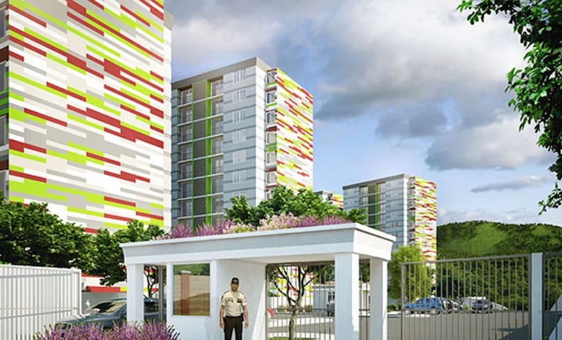 Apartament ECO Tegucigalpa - Tegucigalpa - Wohnung