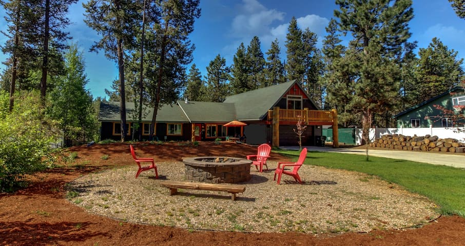 The Mt. Bachelor Lodge, Sunriver