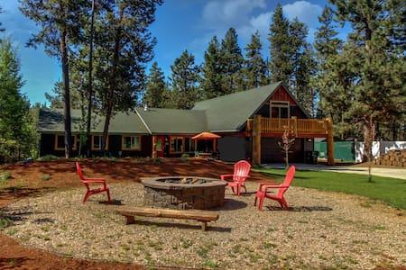 The Mt. Bachelor Lodge, Sunriver