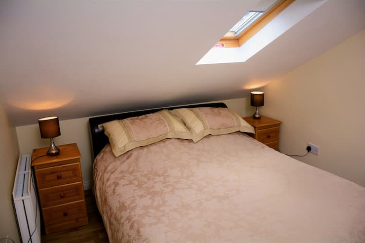 Crockgarve B and B double room