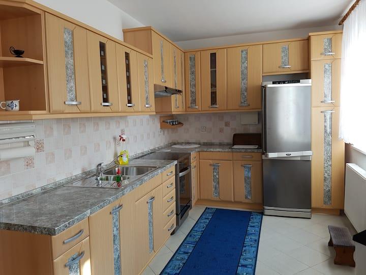 Rezidenca Ervin-Apartment with Mountain View