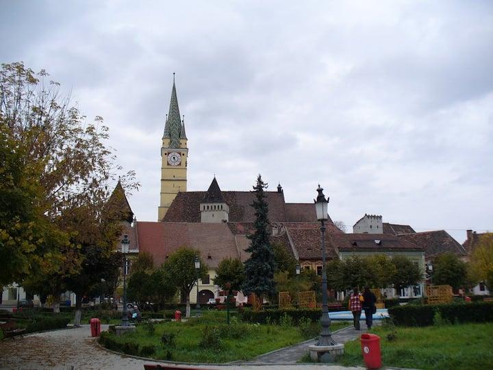 Cozy apartment in Transylvania