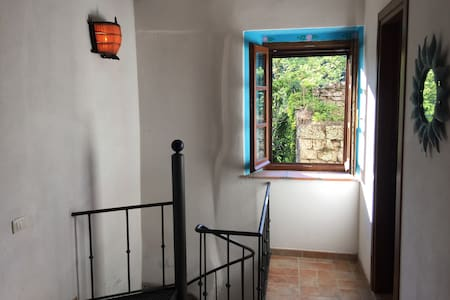 Romantic apartment for two in beautiful Sorano - Sorano - Townhouse