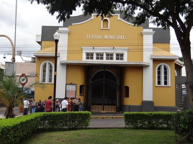 Alajuela town town