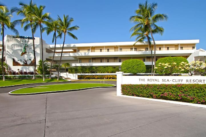 Kailua beautiful seasight ,1 bd,1bath,neat condo