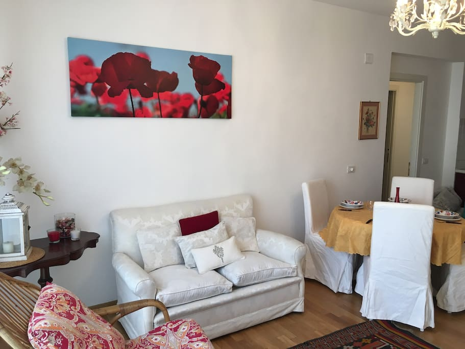 Salotto // Living room