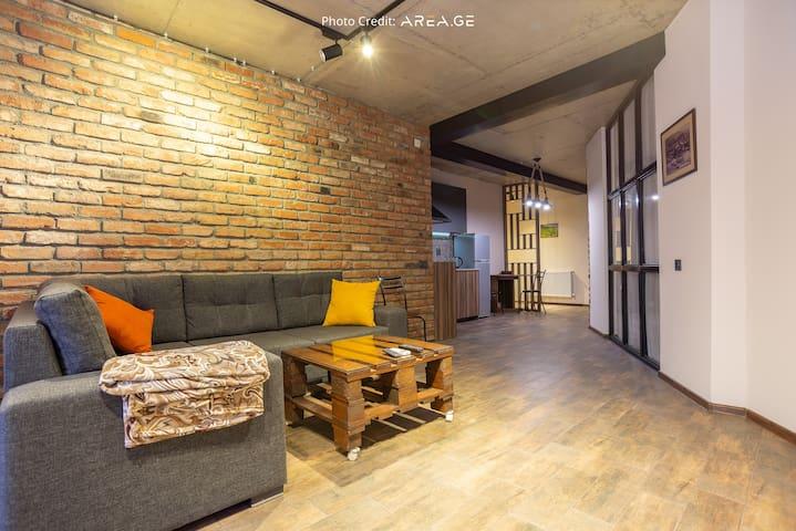 Loft apartment on Javakhishvili