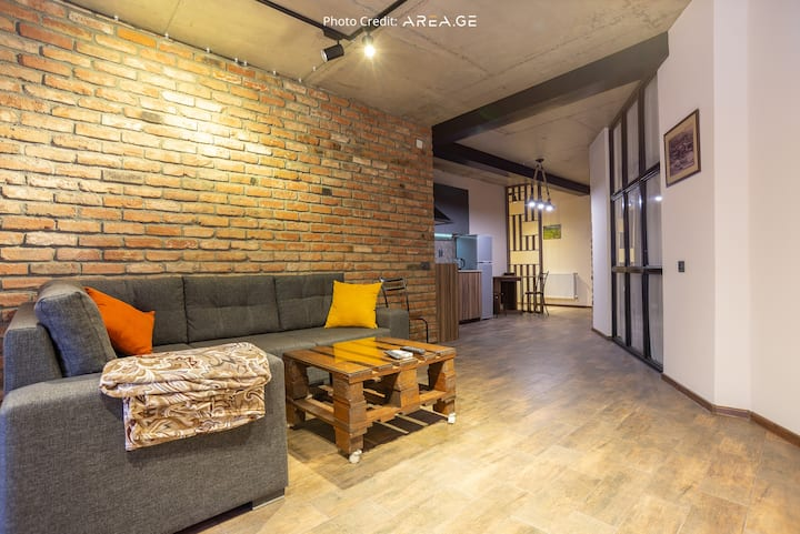 Loft apartment on Javakhishvili