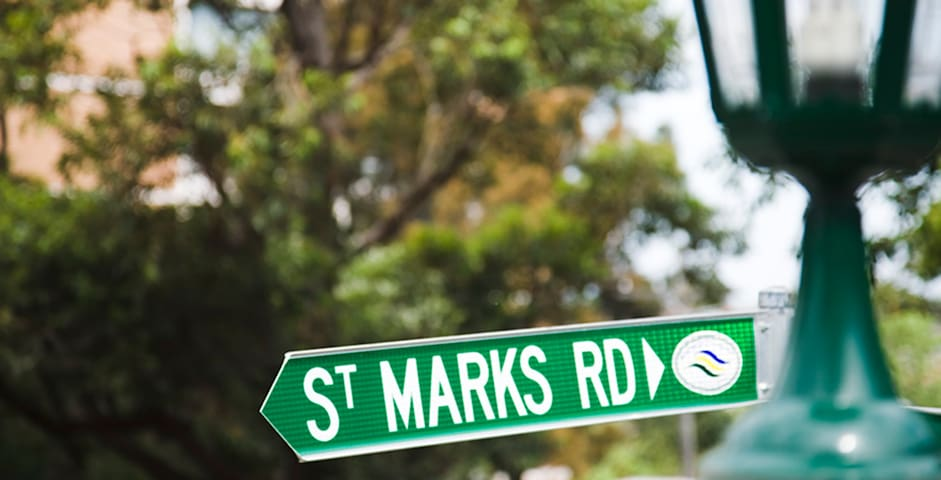 St Marks Randwick is the best location to like a local.