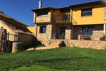 Casa Rural en Mazalvete (Soria)