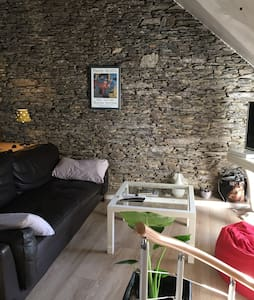 Grande chambre de caractère près de Rennes (+25m2) - Cesson-Sévigné