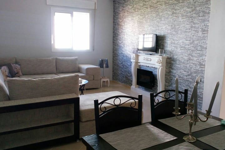 Beautiful NEW appartement in Martil(Tetouan)