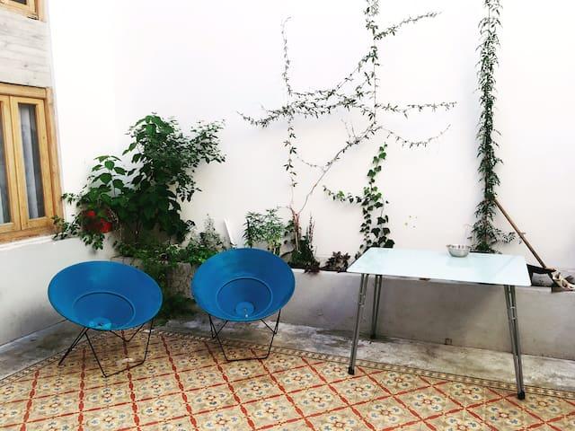 Acogedor duplex en la mejor zona de Montevideo