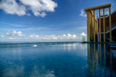 Ocean view apartment : Knightsbridge Sri Racha