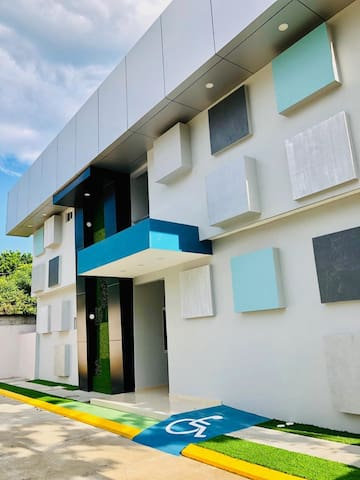 Apartamento Amueblado Condominio Génesis