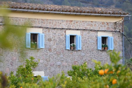 CYCLIST & HIKERS PARADISE IN SOLLER (King) - Sóller - House