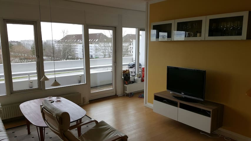 Cosy flat for 2 people near Copenhagen - Ishøj - Apartamento