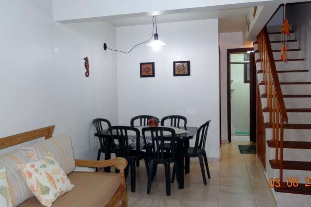 Sala de Almoço (Dinner Room)